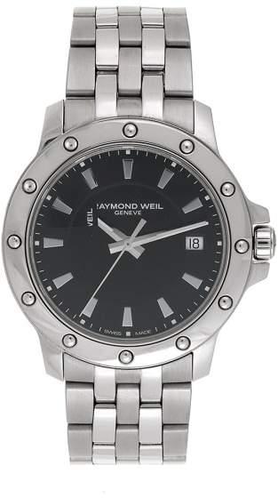 Raymond Weil Tango 5599-ST-20001 Stainless Steel Quartz 39mm Mens Watch