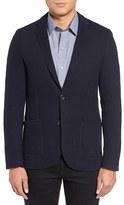 Zachary Prell Men's Trim Fit Knit Sport Coat