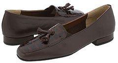 Magdesians Idette-r (Brown Nappa/Brown Croco) - Footwear