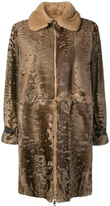 Manzoni 24 Collared Coat