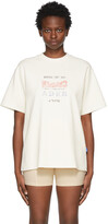 Thumbnail for your product : Ader Error Off-White Camper Edition Logo T-Shirt