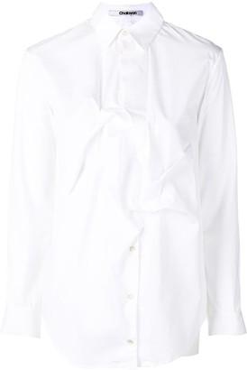Chalayan Pinch Detail Shirt