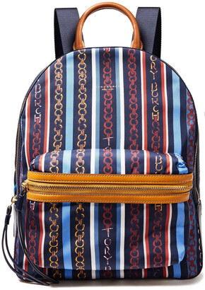 Tory Burch Perry Printed Shell Backpack