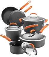 Rachael Ray Hard-Anodized 10 Piece Cookware Set