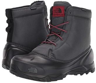 The North Face Tsumoru (Zinc Grey/TNF Black) Men's Shoes
