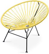 Mexa Sayulita Lounge Chair, Yellow