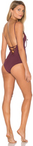 Tavik Monahan One Piece Swimsuit