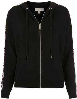 MICHAEL Michael Kors logo sleeve jacket
