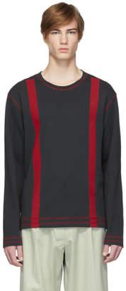 Craig Green Black Line Stretch Sweatshirt
