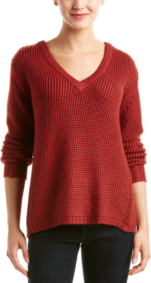Portolano Wool & Angora-Blend Sweater