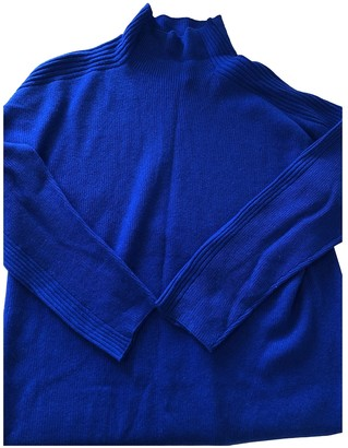 Eileen Fisher Blue Wool Knitwear for Women