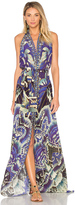 Camilla Wrap Belted Dress