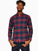 Topman LEVI'S Navy 'Jackson' Shirt