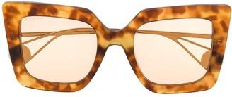 Gucci Square-Shaped Sunglasses