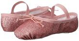 Bloch Glitter Dust Ballet Slipper (Toddler/Little Kid)