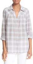 Soft Joie &Brady& Plaid Shirt