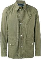 Jacob Cohen shirt jacket - men - Cotton/Polyamide/Polyester - 48