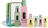 Clinique Great Skin Everywhere Gift Set For Oilier Skins (Skin Type III/IV)