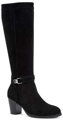 Giani Bernini Rozario Memory-Foam Wide-Calf Dress Boots, Women Shoes