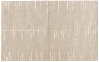 One Kings Lane Gayle Rug - Silver Birch - 5'x8'