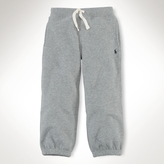 Pull-On Fleece Pant