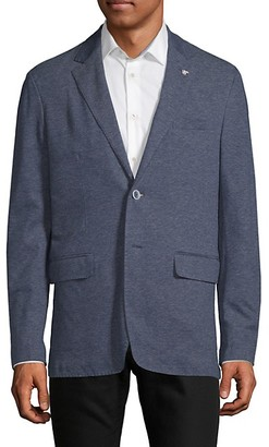 Canali Slim-Fit Jersey Sportcoat