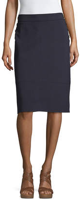 Liz Claiborne Weekend Womens Mid Rise A-Line Skirt
