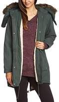 Nümph Women's REBECCA YOUNG JACKET Parka Long Sleeve Jacket