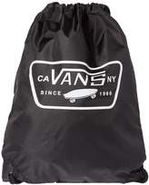 Vans League Bench Rucksack Black/white