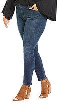 Levi's s Plus 711 Seamed Skinny Jeans