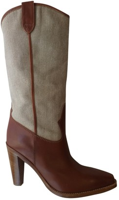 Fratelli Rossetti Brown Leather Boots