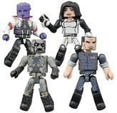 Diamond Select Toys Mass Effect Minimates Series 1 Box Set