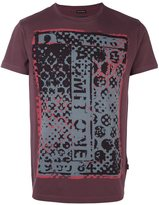 Marc Jacobs abstract print T-shirt