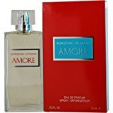 Adrienne Vittadini AMORE by EAU DE PARFUM SPRAY 2.5 OZ for WOMEN ---(Package Of 2)