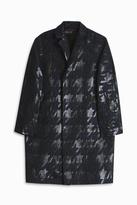 Martin Grant Brocade Coat