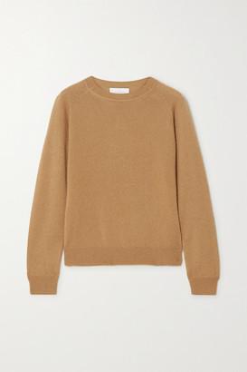 Mila Louise Alexandra Golovanoff Cashmere Sweater - Camel