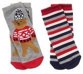 Gymboree Bear & Stripe Socks