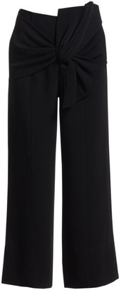 Cinq à Sept Connie Cropped Tie Waist Pants