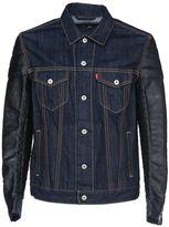 Junya Watanabe X Levi's Contrast Sleeve Denim Jacket