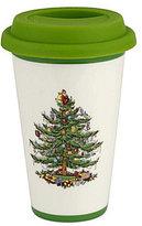 Spode Christmas Tree Travel Mug