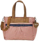 Babymel BabymelTM Cara Diaper Bag in Red Stripe