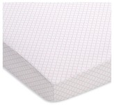 BreathableBaby Fitted Crib Sheet - Moroccan