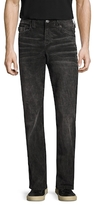 True Religion Ricky Flap Pockets Straight Jeans