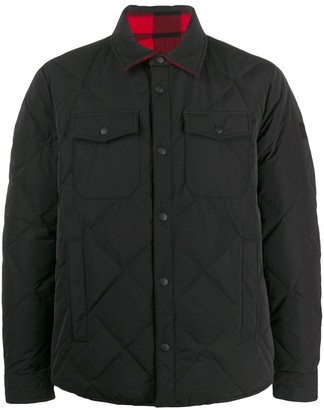 Woolrich Rowland reversible shirt jacket