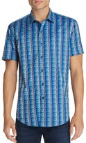 Robert Graham Lightsaber Classic Fit Button-Down Shirt