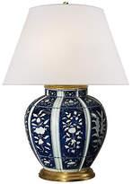 Ralph Lauren Home Medeleine Floral Table Lamp - Blue/White