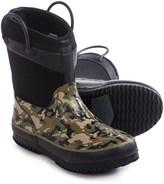 Western Chief Camo Neoprene Rain Boots - Waterproof (For Little Kids)