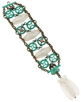 Stephen Dweck Quartz Link Bracelet
