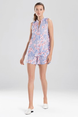 Natori Cherry Blossom Short PJ
