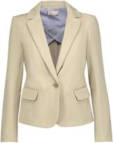Tory Burch Isabella gabardine blazer